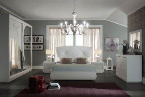 Спальный гарнитур Камилла - Мебельная фабрика «Меридиан»