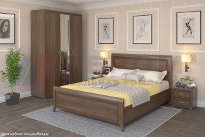 Спальный гарнитур Карина 2 - Мебельная фабрика «Лером»