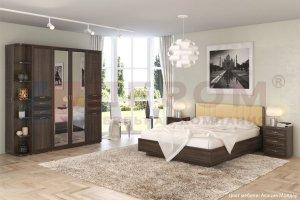 Спальный гарнитур Карина 3 - Мебельная фабрика «Лером»