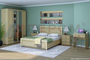Спальный гарнитур Карина 6 - Мебельная фабрика «Лером»