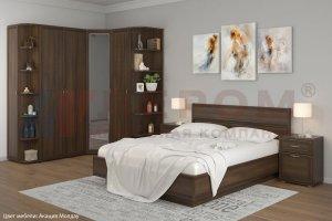 Спальный гарнитур Карина 8 - Мебельная фабрика «Лером»