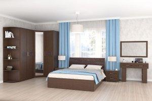 Спальный гарнитур Кэт-4 вариант 2 - Мебельная фабрика «ДИАЛ»