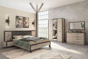 Спальный гарнитур Клео - Мебельная фабрика «Мебель Маркет»