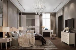 Спальный гарнитур красивый Paradise - Мебельная фабрика «Ярцево»