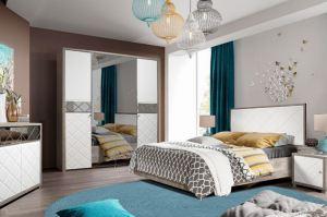 Спальный гарнитур Кристал - Мебельная фабрика «Калинковичский мебельный комбинат»