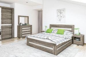 Спальный гарнитур Кристалл - Мебельная фабрика «Мебель-Неман»