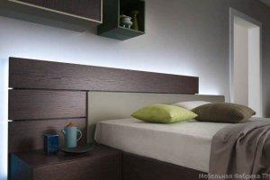 Спальный Гарнитур КВЕСТ - Мебельная фабрика «Триана»