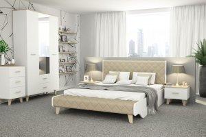 Спальный гарнитур Ларго - Мебельная фабрика «Интеди»