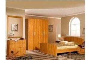 Спальный гарнитур ЛДСП Грейс 2 - Мебельная фабрика «Меркурий»