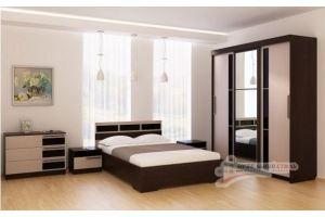 Спальный гарнитур ЛДСП Премьера 3 - Мебельная фабрика «Мебельный стиль»