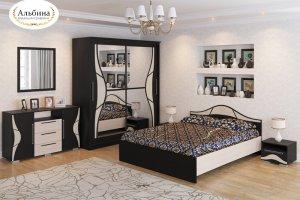 Спальный гарнитур Лера - Мебельная фабрика «Альбина»