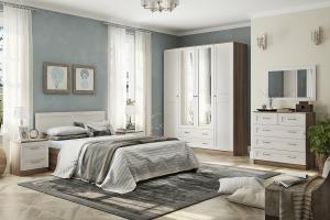 Спальный гарнитур Лестер - Мебельная фабрика «Можгинский лесокомбинат»