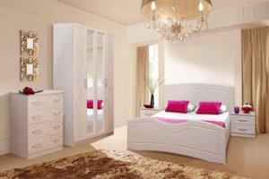 Спальный гарнитур Лилия - Мебельная фабрика «Профи»