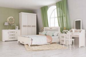 Спальный гарнитур Лина - Мебельная фабрика «Инволюкс»