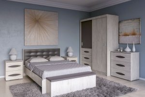 Спальный гарнитур Литисия - Мебельная фабрика «CALPE»