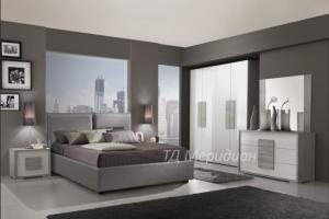 Спальный гарнитур Лия - Мебельная фабрика «Меридиан»