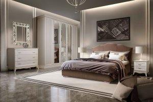 Спальный гарнитур Лотос Амели - Мебельная фабрика «Ярцево»