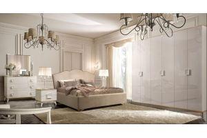 Спальный гарнитур Лотос Диора - Мебельная фабрика «Ярцево»
