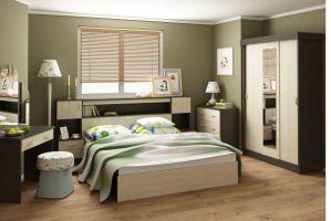 Спальный гарнитур Мадрид - Мебельная фабрика «Юлито»