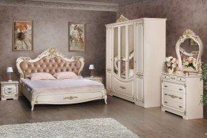 Спальный гарнитур Магдалина - Мебельная фабрика «Северо-Кавказская фабрика мебели»