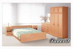 Спальный гарнитур Марта 1 - Мебельная фабрика «Фаворит»