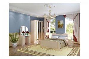 Спальный гарнитур Марта белый дуб - Мебельная фабрика «Ясень»