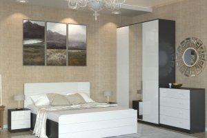 Спальный гарнитур МДФ - Мебельная фабрика «Рестайл»