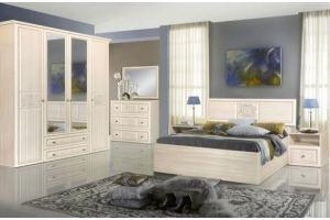 Спальный гарнитур МДФ Аннета - Мебельная фабрика «Балтика мебель»