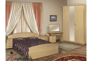 Спальный гарнитур МДФ Бриджит - Мебельная фабрика «Меркурий»