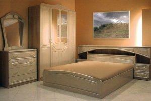 Спальный гарнитур МДФ Премьера - Мебельная фабрика «Мебельный стиль»