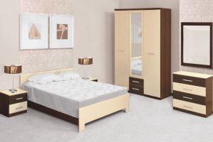 Спальный гарнитур Милана - Мебельная фабрика «Профи»