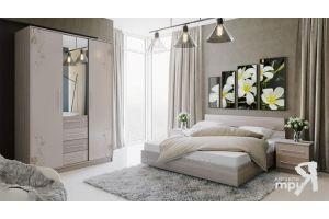 Спальный гарнитур Мишель-2 - Мебельная фабрика «ТриЯ»