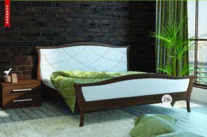 Кровать в спальню МК 44 - Мебельная фабрика «Корвет»