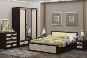 Спальный гарнитур Модерн 1 - Мебельная фабрика «Baer»