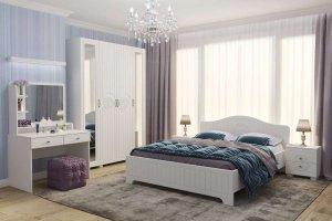 Спальный гарнитур Монблан 04 - Мебельная фабрика «Компасс»