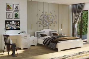 Спальный гарнитур Монблан 05 - Мебельная фабрика «Компасс»