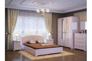 Спальный гарнитур Муза - Мебельная фабрика «Верба-Мебель»