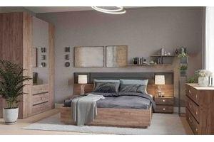 Спальный гарнитур Neo - Мебельная фабрика «Глазовская мебельная фабрика»