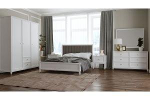 Спальный гарнитур Невада - Мебельная фабрика «Вилейская мебельная фабрика»