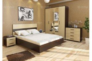Спальный гарнитур Нежность - Мебельная фабрика «Натали»