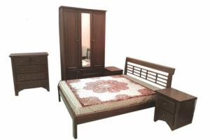 Спальный гарнитур Ника - Мебельная фабрика «Прима-мебель»
