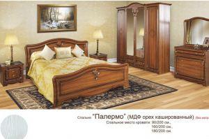 Спальный гарнитур Палермо - Мебельная фабрика «Алина-мебель»
