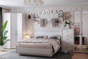 Спальный гарнитур Paola - Мебельная фабрика «Глазовская мебельная фабрика»
