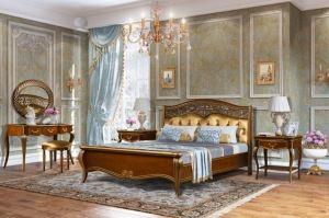 Спальный гарнитур Патриция - Мебельная фабрика «Уфамебель»