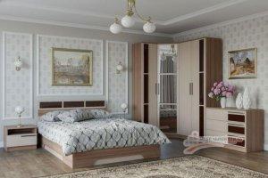 Спальный гарнитур Премьера 1 - Мебельная фабрика «Мебельный стиль», г. Пенза