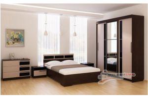 Спальный гарнитур Премьера 2 - Мебельная фабрика «Мебельный стиль», г. Пенза