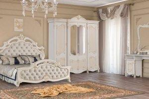 Спальный гарнитур Рафаэлла - Мебельная фабрика «Диа мебель»