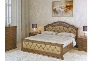 Спальный гарнитур Реверанс - Мебельная фабрика «Верба-Мебель»