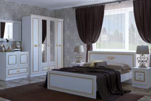 Спальный гарнитур Ривьера - Мебельная фабрика «Элна»