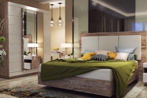 Спальный гарнитур Роксет - Мебельная фабрика «Калинковичский мебельный комбинат»